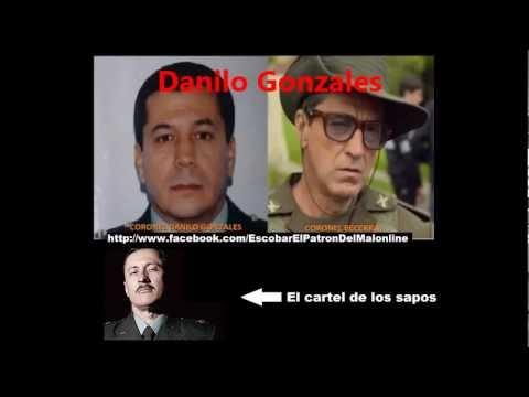 Quién es quién en la serie de Escobar el patrón del mal PAERTE 2