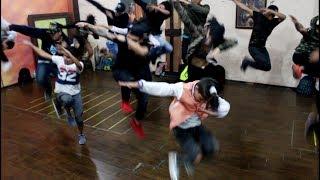 Ruel Varindani Hip-Hop Workshop  - I am HipHop Crew   REAL VIBE