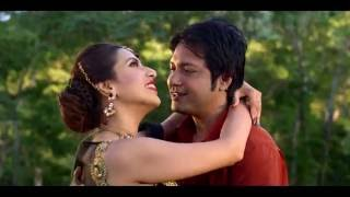 Alokito Saradin By Asif Akbar and Porshi | Movie Poddo Patar Jol  | Movie Song