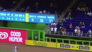 Giancarlo Stanton 53rd home run 2017