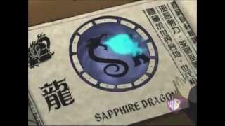 Shen Gong Wu - Sapphire Dragon