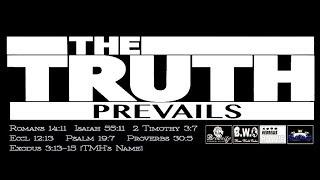 Bron7e - TRUTH PREVAILS [prod By Bron7e]