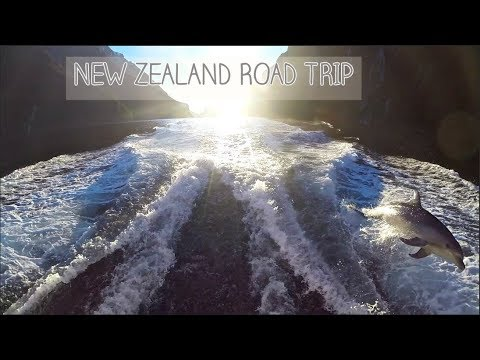 New Zealand Road Trip, South Island.