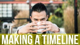 How To Organize A Dance Event | Making An Event Timeline