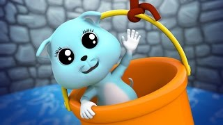 Ding Dong Bell | Nursery Rhymes Songs | Video For Kids
