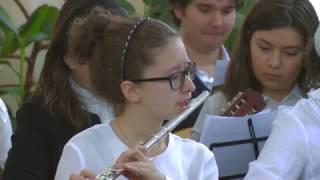 Orchestra din Sararie   18 Martie 2017, Dan si Andra