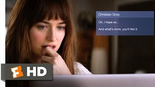 Fifty Shades of Grey (7/10) Movie CLIP - The Contract (2015) HD