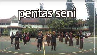 Tari Kreasi Medley Nusantara