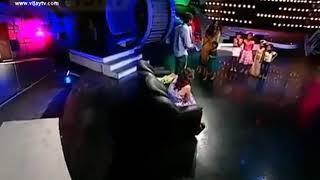 Siva & hansika on Vijay TV show