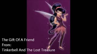 Tinkerbell The Gift Of A Friend (Lyric Video)