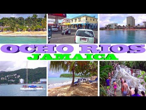 OCHO RIOS - JAMAICA 2016 4K