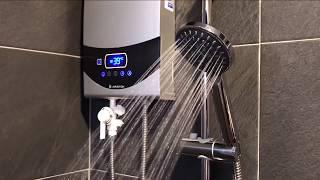 Ariston Instant Water Heater - AURES LUXURY