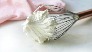 How to Make Italian Buttercream
