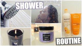 My Shower Routine! 2017