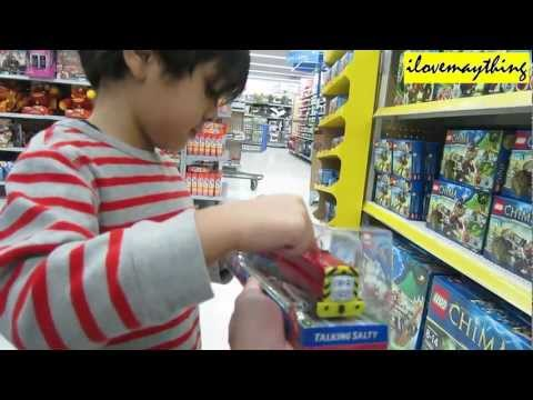 Talking Salty Trackmaster Thomas and Friends Toy Trains