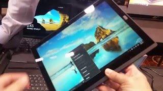 Lenovo Thinkpad X1 tablet [CES]