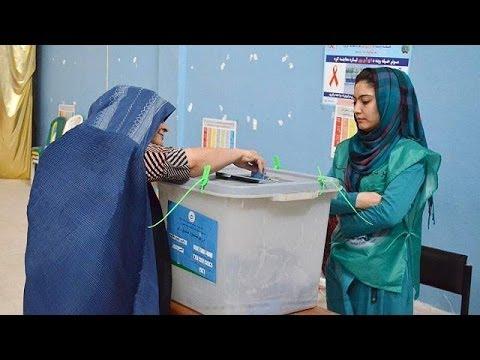 Afganistan halkı yeni liderini belirliyor
