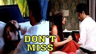 RK CARESSES Madhubala & CARES FOR HER in Madhubala Ek Ishq Ek Junoon 4th December 2012