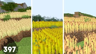 Minecraft Building w/ BdoubleO :: Choose Your Wheat! ep 397