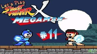 Lets Play Together Street Fighter X Mega Man [German/HD] #11 - Footjob