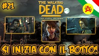 Si Inizia Con Il Botto! - The Walking Dead The Final Season (Ultima Stagione) ITA #21