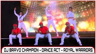 Sri Lanka DJ Bravo Champion - Dance Choreography  (COVER)  - Royal Warriors Dance Crew - Dance 🇱🇰