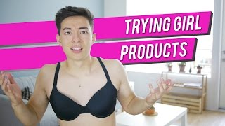 Guy Trying Girl Products