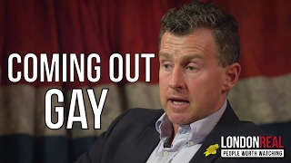 COMING OUT AS A GAY MAN IN THE WORLD OF RUGBY   Nigel Owens on sexuality   London Real