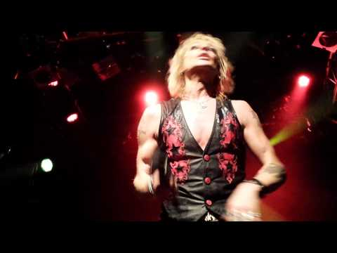 Michael Monroe - Chiild of the Revolution -o2 Angel London 04.12.13