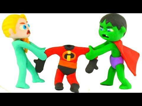 Xxx Mp4 SUPERHERO BABIES WEAR THE INCREDIBLES SUITS ❤ SUPERHERO PLAY DOH CARTOONS FOR KIDS 3gp Sex