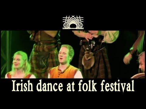 Xxx Mp4 Irish Reels With Dance Balver Cage Irish Music Festival 3gp Sex