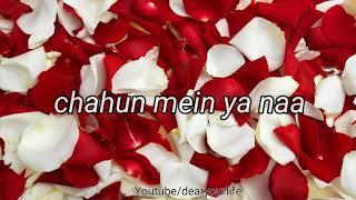 Tu hi ye mujhko bata de❤/❤Aashiqui 2❤/love song❤/female version❤/whatsapp status video