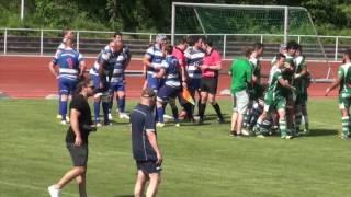 Hightlights Finale Deutsche Rugby Meisterschaft 2016