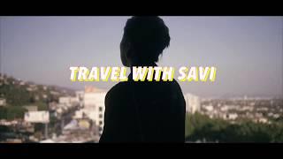 L.A. 旅行Vlog丨HM X Erdem丨Travel with Savi#12丨Savislook