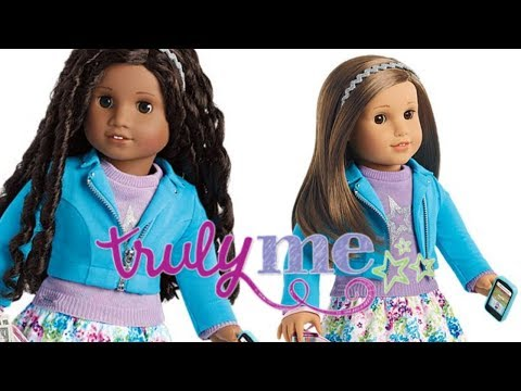 MY FIRST REACTION TO NEW TRULY ME DOLLS!