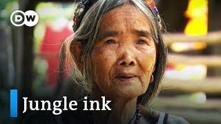 The last Kalinga tattoo artist, Whang Od   DW Documentary