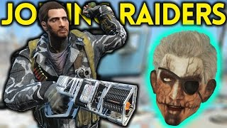 Fallout 4 - JOINING RAIDERS - Tales from the Commonwealth Part 1