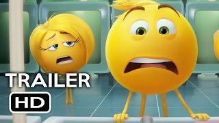 The Emoji Movie Official Trailer #2 (2017) T.J. Miller Animated Movie HD
