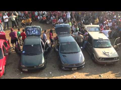 Sound Car Los Manantiales 2013 con Peter Mix display