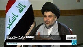 Exclusive interview of Iraqi Shiite leader Moqtada Al-Sadr