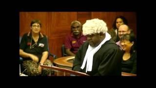 You understand, don't you? (Yolngu Matha) - Aboriginal Interpreter Service