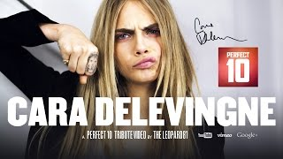 Cara Delevingne - video tribute
