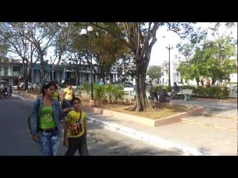 Las Tunas CUBA En Parque Maceo