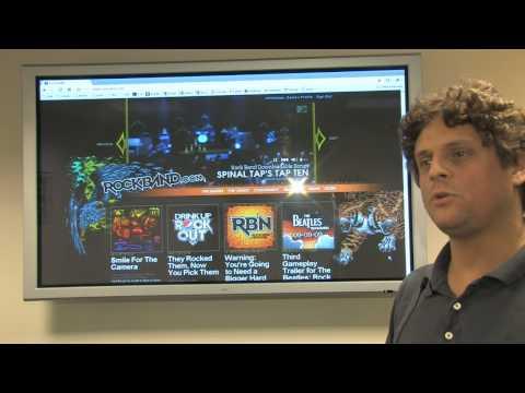 Xxx Mp4 Rock Band Network Video Interview By GameSpot 3gp Sex