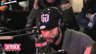 HD La Fouine s'explique sur le clash avec Booba !!! SUR SKYROCK