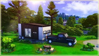 Mobile Home || The Sims 4 Stop Motion
