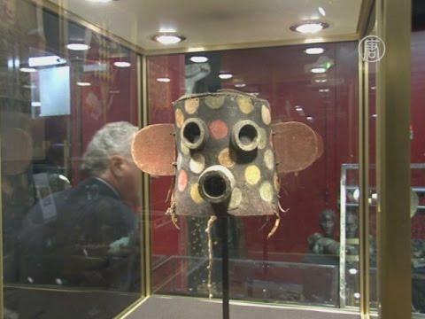 Ритуальные маски индейцев пустили с молотка, несмотря на протест (новости)