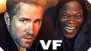 HITMAN & BODYGUARD Bande Annonce VF Officielle (2017)