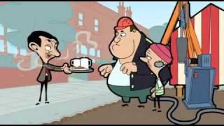 Mr Bean: cartoon