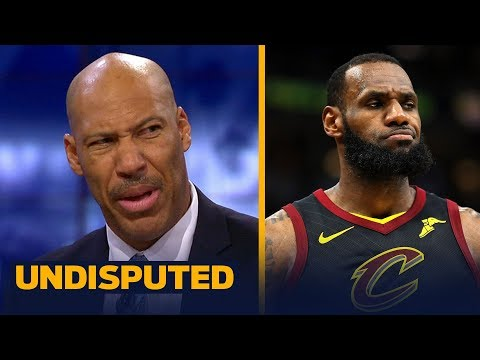 LaVar Ball on chances LeBron James joins Lonzo and Lakers NBA UNDISPUTED